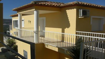Photo for Holiday house, only 1 apartment is rented, private pool only for the tenant