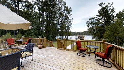 Photo for Waterfront Retreat in Toledo Bend