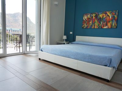 Photo for Favorita blue, your suites for stays in Palermo