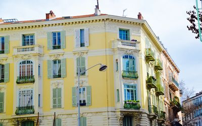 Photo for Le Bleu, light fresh Apartment with small balcony central in Nice 80 sqm