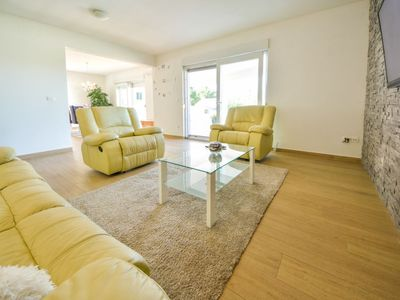 Photo for Vacation home Anić in Novigrad (Zadar) - 8 persons, 3 bedrooms