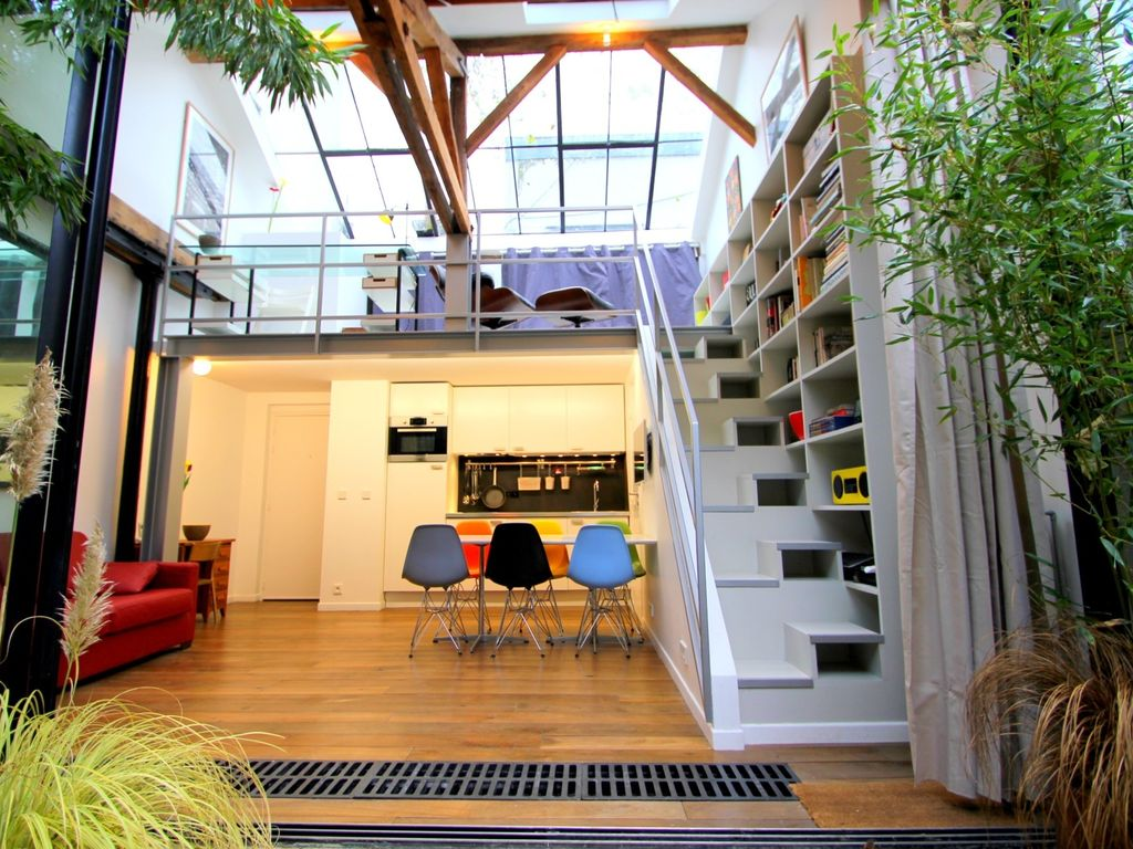 Architect\'s duplex loft in the heart of the... - HomeAway