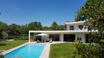 Photo for BEAUTIFUL HOLIDAY VILLA IN AROUND GREEN