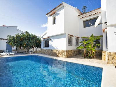 Photo for Vacation home Casa Las Mañas  in Calpe/ Calp, Costa Blanca - 8 persons, 4 bedrooms