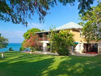 Photo for Lime Acre. Plantation Home w/ Private Beach. Option of 3 and 5 bedroom rental
