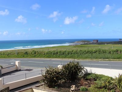 Photo for Luxury Spacious Apartment With Sea Views, Fistral Beach, Newquay, Cornwall