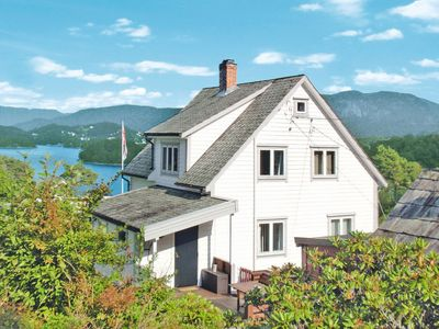 Photo for Vacation home Ferienhaus (FJH620) in Hauglandshella - 8 persons, 5 bedrooms