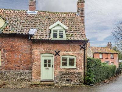 Photo for A thoughtfully restored, cosy cottage just 15 minutes' drive from the coast