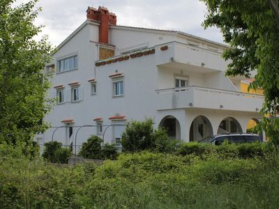 Photo for Studio flat with air-conditioning Baška (Krk)