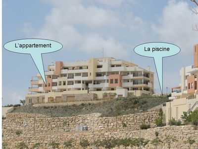 Photo for Apartment overlooking the Bonalba Golf Course in Mutxamel near Alicante