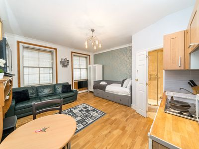 Photo for Luxury studio apartment Piccadilly Circus up to 4 People