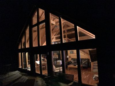 Photo for Robin's Nest luxury cabin, Red River Gorge
