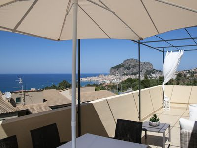 Photo for Bianco di Mare (Apartment with a view)