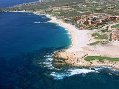 Hacienda del Mar surrounded by Cabo del Sol Ocean Course - awesome!