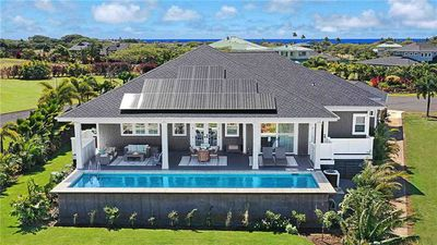 Photo for Hale Halali`i: Heated Pool and Mountain Views with indoor/outdoor living space!
