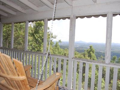 Photo for West Jefferson Mountain Side Home with A View