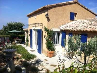 Photo for Charming cottage for 2 people at the foot of Mont Ventoux