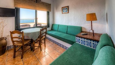 Photo for El Roqueo - LOS CANTILES APARTMENTS - SUITABLE WITH PRIVATE TERRACE (4)