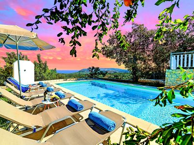 Photo for Grand View Villa Private Heated Pool