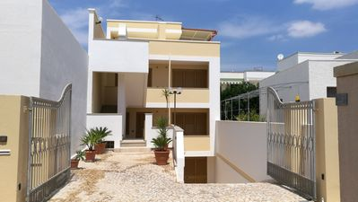 Photo for Leuca Air-conditioned apartment 100m from the sea 04 / 14Alg last minute
