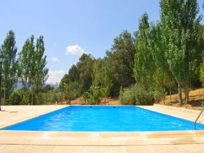 Photo for Self catering Cortijo La Besana for 10 people