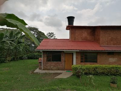 Photo for Magnificent country house in the cundinamarca table, just 1h 20 min from Bogota
