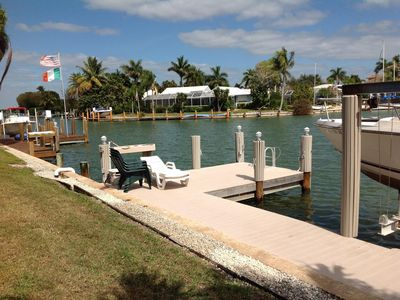 Photo for SW EXPOSURE,POOL,BOAT DOCK WITH VIEWS, AND VIEWS! FANTASTIC FISHING & BOATING!