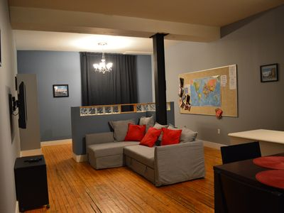 Photo for Cozy Studio in the Heart of Halifax - free parking included