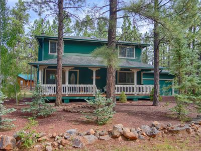 Photo for Palomino Pines: 35 min to Sunrise! Quiet Location, Family Friendly, Free WIFI