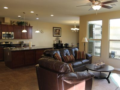 Photo for Walk to Sports, Entertainment, Shopping - Home in Quiet, Gated Community