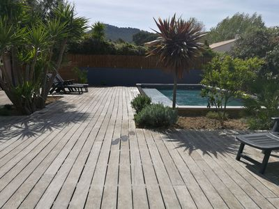 Photo for 4BR House Vacation Rental in Saint-Cyr-Sur-Mer, Provence-Alpes-Côte-D'Azur