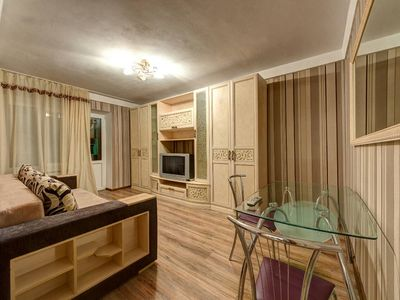Photo for 1BR Apartment Vacation Rental in Shevchenkivs'kyi district, Kyiv