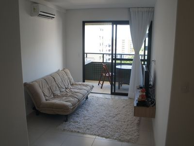 Photo for Apt. 2/4, 50 meters from Ponta Verde beach. DAILY FROM R $ 180,00 !!!**