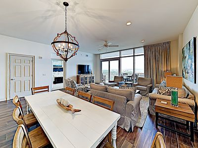 Dining Area - Welcome to Vista del Mar! This condo is professionally managed by TurnKey Vacation Rentals.