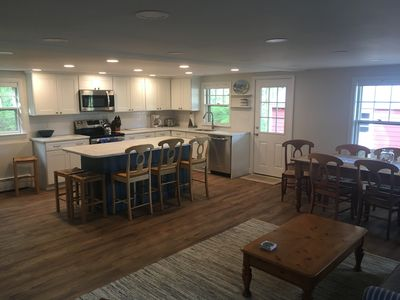 Photo for Walk to everything - Recently renovated 3-bedroom beach house