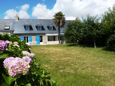 Photo for charming farmhouse in southern Brittany, the beach walk!