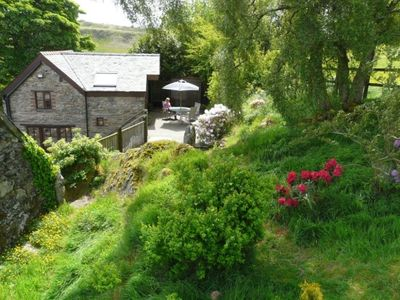 Photo for Lovely hillside cottage set in 18 acres with loads of facilities!