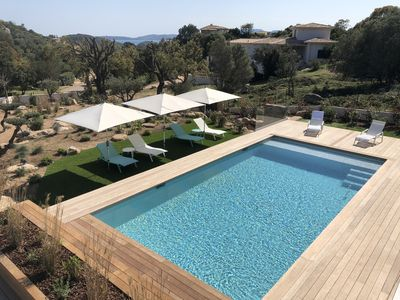 Photo for Casa Bianca is 10 minutes from Saint Cyprien Beach and Blue Shed