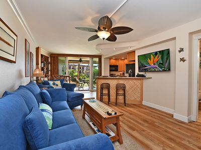Photo for WOW - PARADISE -  Remodeled 1 Bdr. Condo!