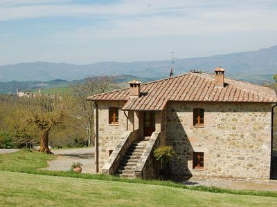 Photo for Newly Renovated, Grandly Scaled Villa Walking Distance To Quaint Village