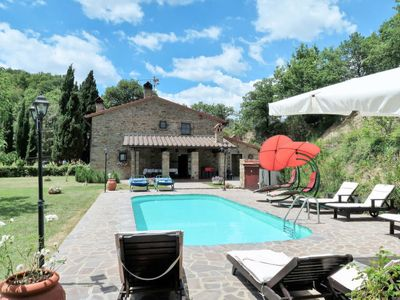 Photo for Vacation home Il Castello (ARZ120) in Arezzo - 10 persons, 5 bedrooms