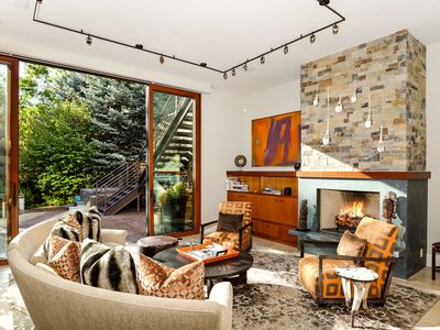 Photo for Contemporary Mountain Valley Townhome