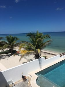 Photo for Beach Front Villa with Pool & Wi-Fi