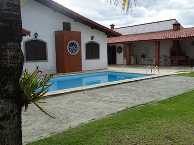 Photo for House with pool, 400mts from the beach