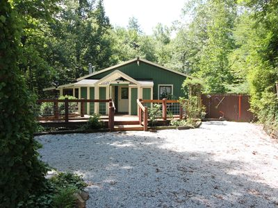 Photo for Awesome cabin in Little Switz. Close to Blue-Ridge. 7 acres of fun. easy assess.