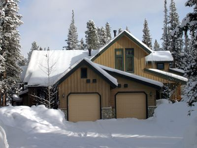 Photo for Breckenridge 5 Star Mountain Townhome with Private Hot Tub