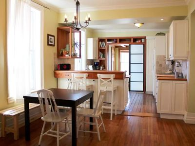 Photo for EARTHY 1BD in Heart of HINTONBURG !