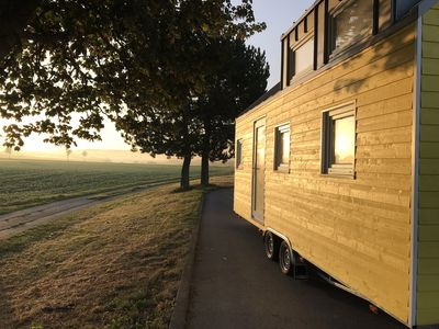 Photo for Tiny House in the park of Castle Ippenburg