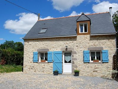 Photo for Charming cottages in the heart of the peaceful Breton countryside