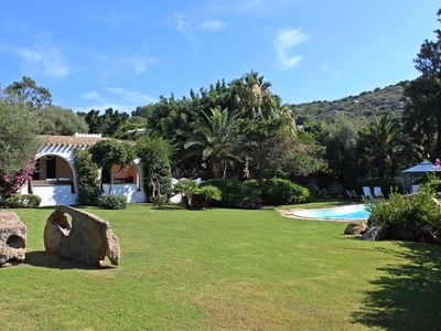Photo for Exclusive Villa with swimming pool 70 meters from the sea, in a park of 3000sqm
